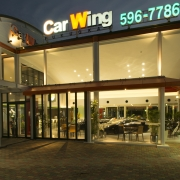 Car Wing 様 施工イメージ