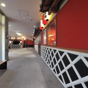湯の迫温泉 大平楽内ぶらり劇場 様 施工イメージ