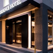 レジデンスホテル博多南 様 施工イメージ