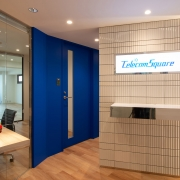Telecom Square 様 施工イメージ