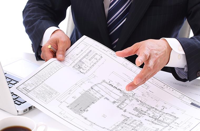 建築確認申請業務