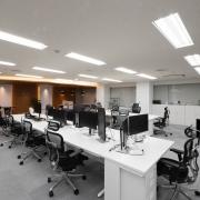 株式会社オークン大阪事務所 様 施工イメージ